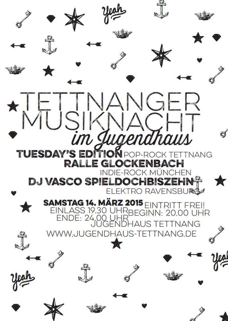 musiknacht flyer